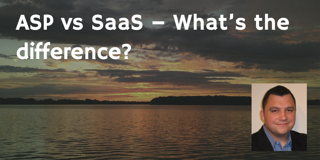 ASP vs SaaS – What's the difference