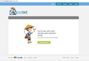 PadiAct In-App