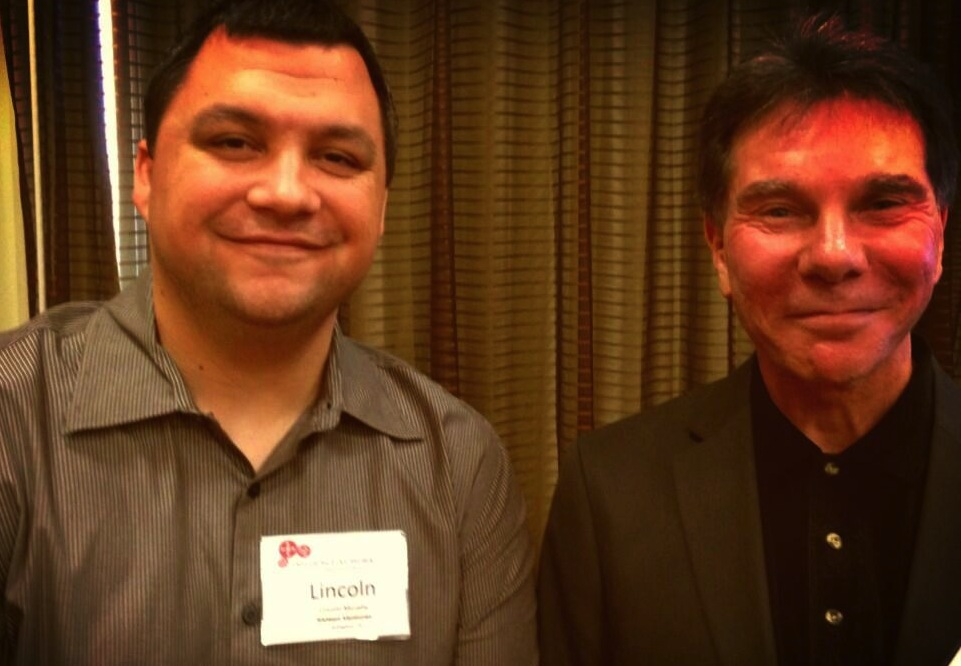 Robert Cialdini and Lincoln Murphy