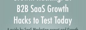 SaaS Marketing Growth Hacking