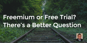 Freemium or Free Trial? There's a Better Question