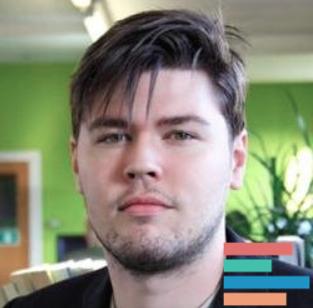 Liam Gooding from Trak.io