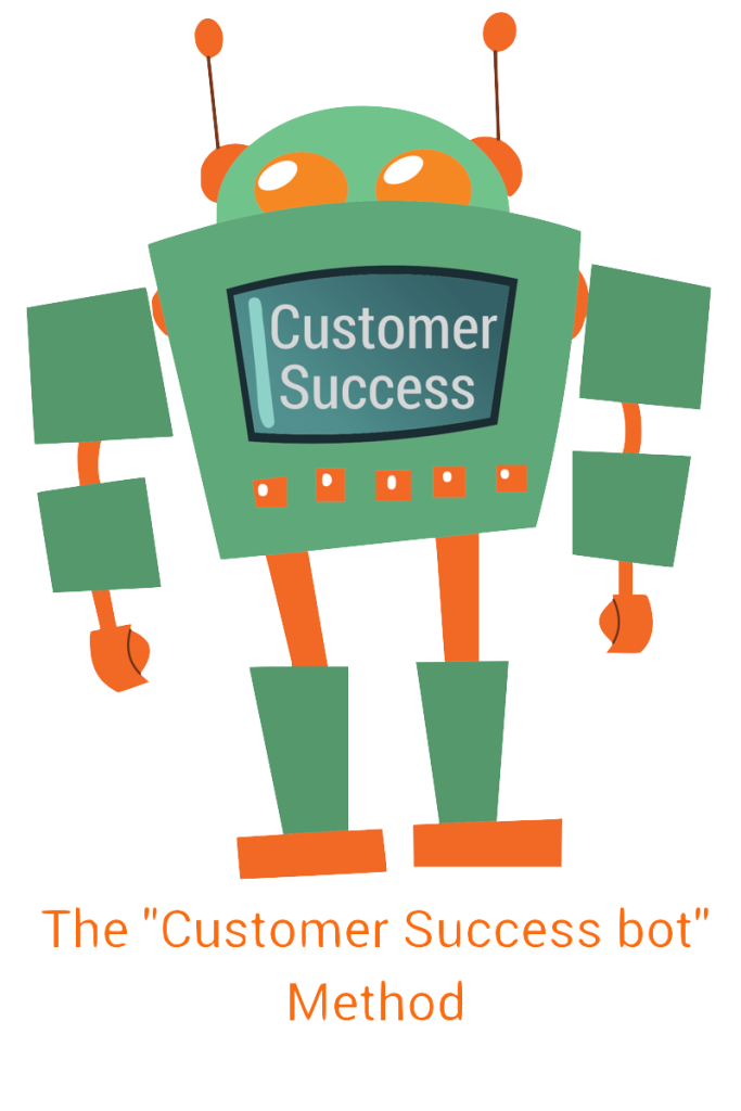 Customer Success bot transparent