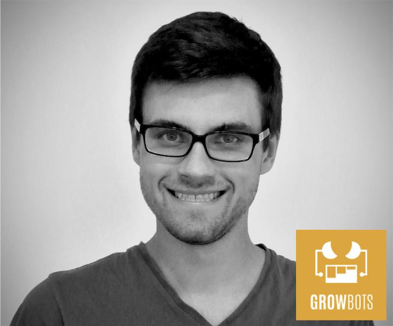 Greg Pietruszynski - CEO - Growbots