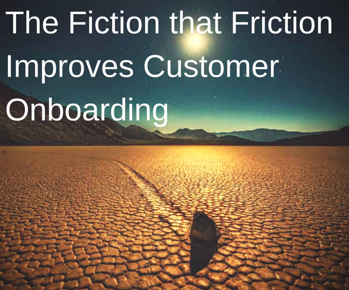 The Fiction that Friction Improves