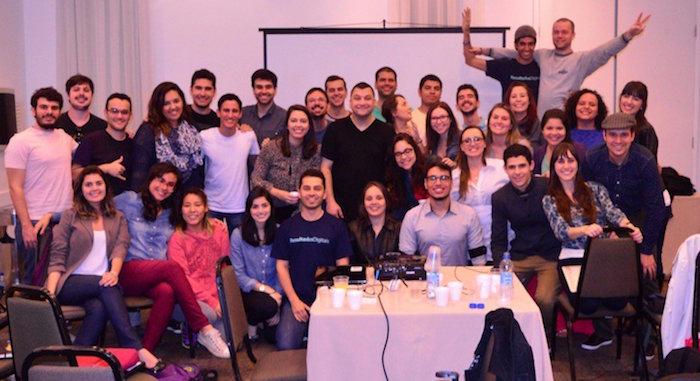 RD Customer Success Workshop celebration