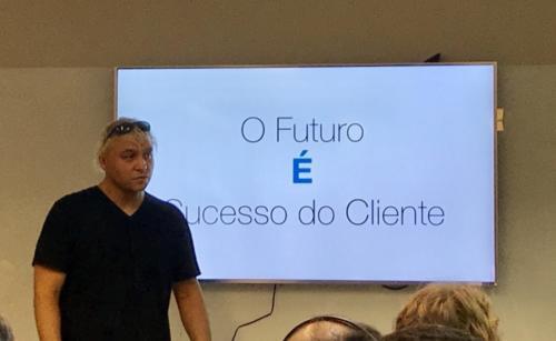 Lincoln Murphy - Customer Success Leadership Workshop 2018 São Paulo, Brazil 2