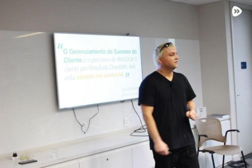 Lincoln Murphy - Customer Success Leadership Workshop 2018 São Paulo, Brazil 4