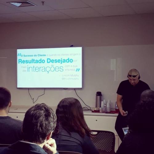 Lincoln Murphy - Customer Success Leadership Workshop 2018 São Paulo, Brazil 7