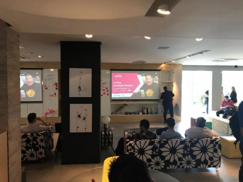 Lincoln Murphy - Customer Success Workshop Campinas Brazil 1