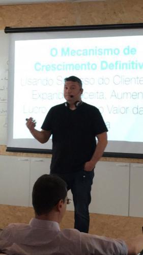 Lincoln Murphy - Customer Success Workshop Campinas Brazil 3