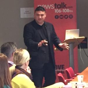 Lincoln Murphy - Customer Success Workshop Dublin 2