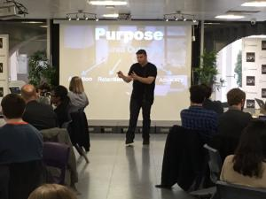 Lincoln Murphy - Customer Success Workshop London 1