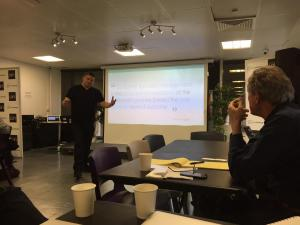 Lincoln Murphy - Customer Success Workshop London 2