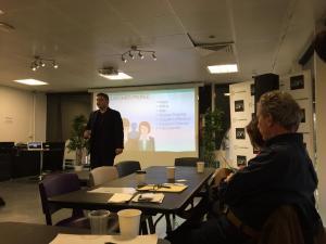 Lincoln Murphy - Customer Success Workshop London 5