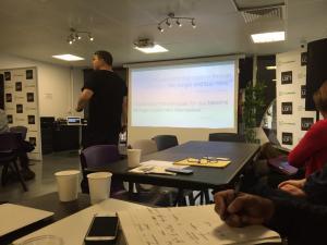 Lincoln Murphy - Customer Success Workshop London 6