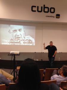 Lincoln Murphy - Customer Success Workshop Sao Paulo 1