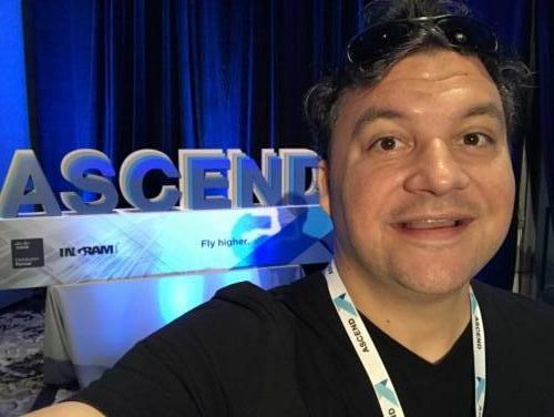 Lincoln Murphy - Ingram Micro Ascend 2018 Louisville, KY