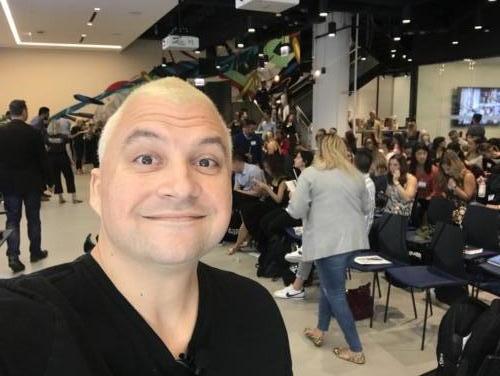 Lincoln Murphy - LinkedIn Customer Success Keynote Chicago, IL