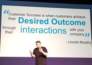 Lincoln Murphy - TSIA Customer Success Keynote