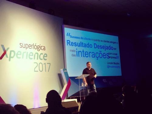 Lincoln Murphy -  Superlogica Experience 2017 Customer Success Keynote 4