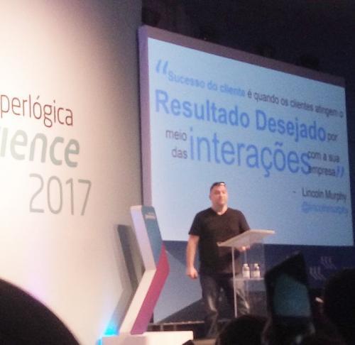 Lincoln Murphy -  Superlogica Experience 2017 Customer Success Keynote 5